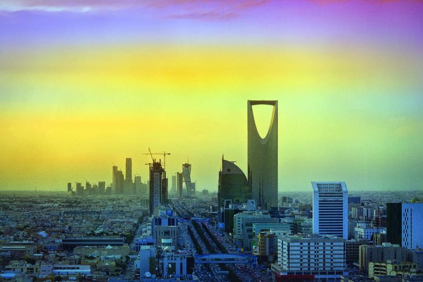 Центральная Азия и Саудовская Аравия