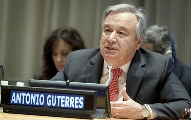 Генсек ООН призвал усилить международное сотрудничество для борьбы с COVID-19