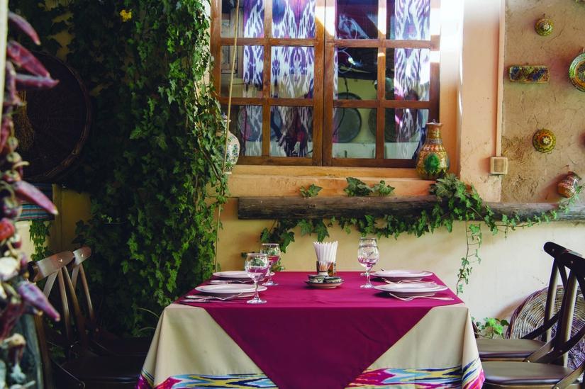 Туризм и ресторан