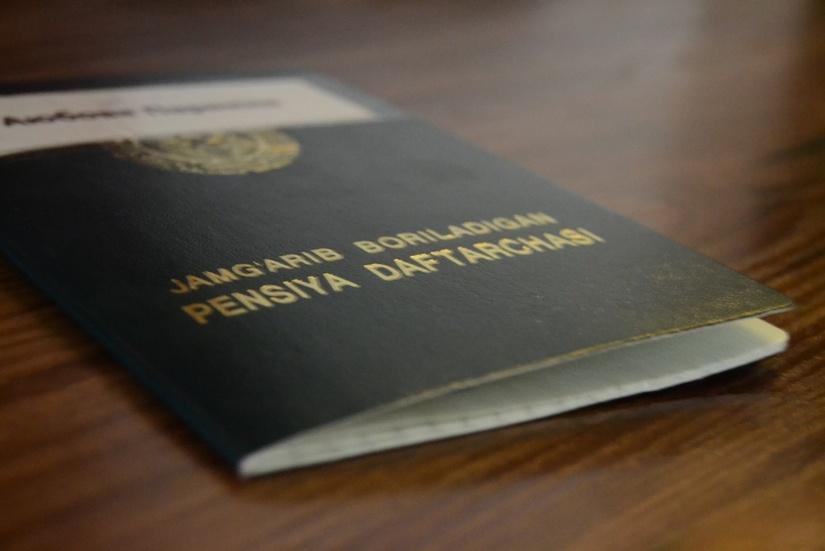 Пенсияларни тайинлашда фақат паспорт ёки идентификация ID-картаси талаб этилади
