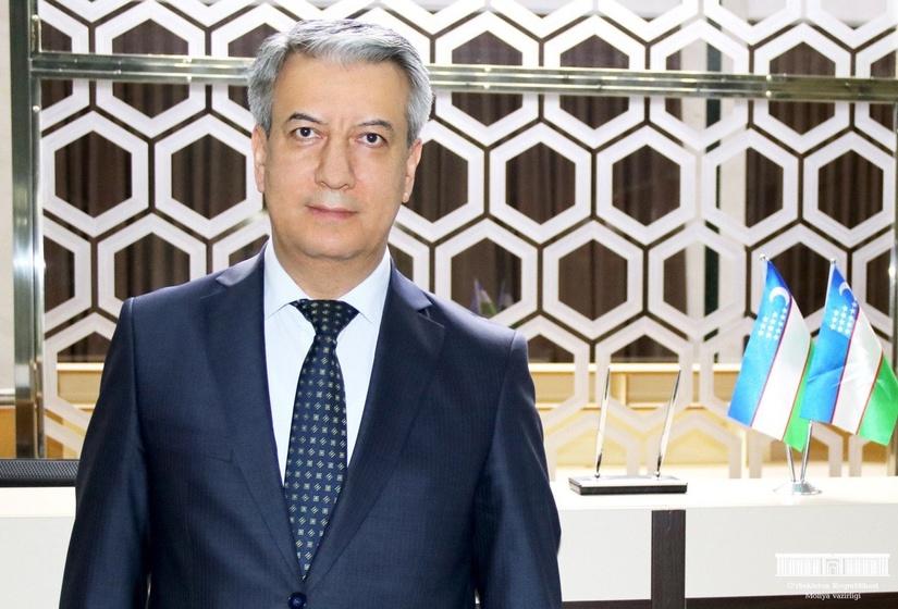 Бахром Ашрафханов возглавил Пенсионный фонд