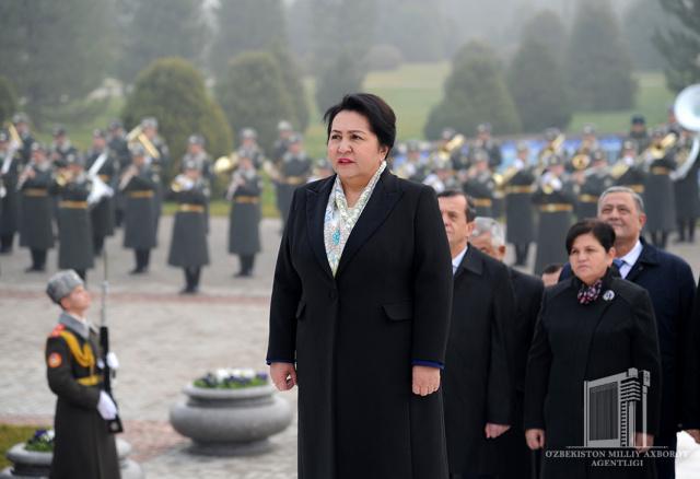 Ўзбекистон Республикаси Конституциясининг 27 йиллиги кенг нишонланмоқда
