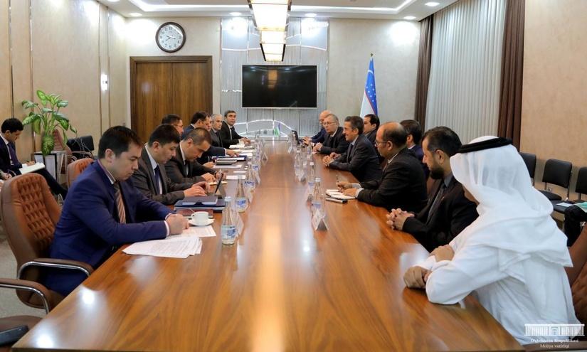 ACWA Power построит парк ветряных электростанций в Узбекистане