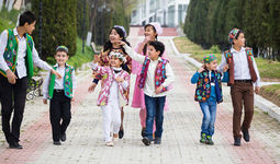 В Семейный кодекс введено понятие многодетной семьи