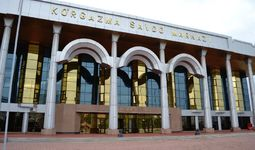 Бывший дворец «Юбилейный» в Ташкенте снова станет ледовым дворцом