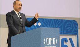 Абдулла Арипов дал старт проекту One Million Uzbek Coders