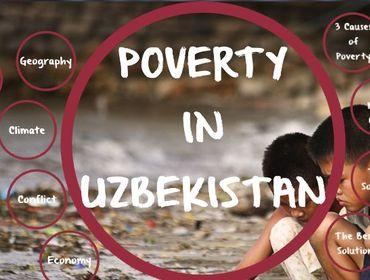 Профиль бедности в Узбекистане