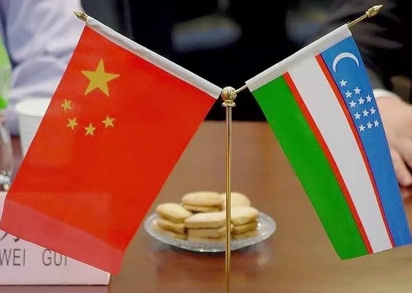 Визит правительственной делегации Узбекистана в Китай