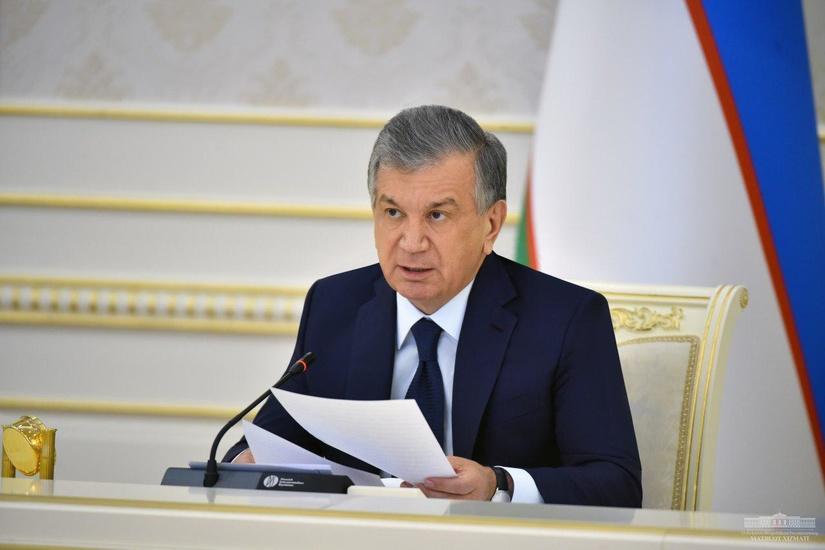 Президент раскритиковал состояние работ по противодействию коронавирусу в городе Ташкенте и Ташкентской области и предупредил ответственных лиц