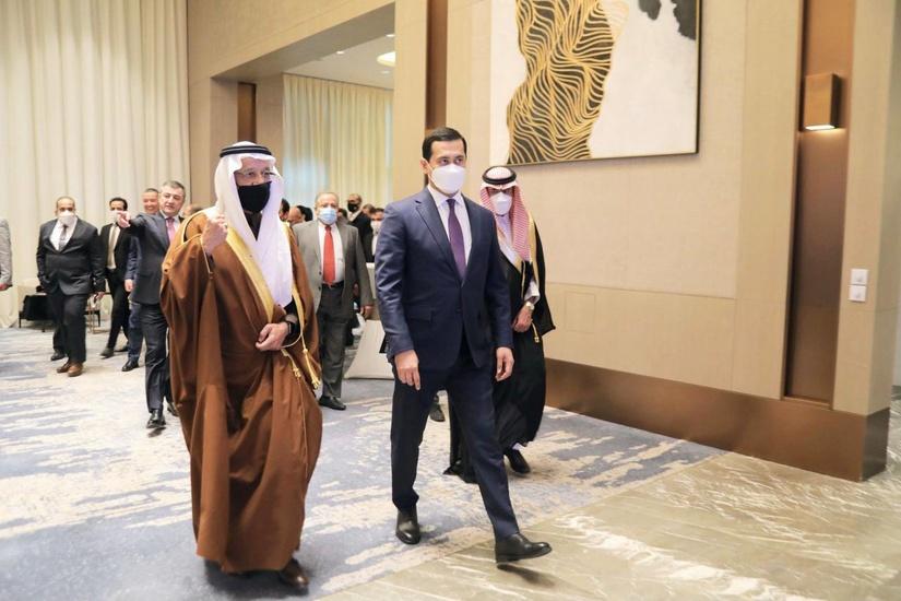 Uzbekistan, Saudi Arabia Build Energy Future Together