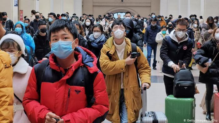 Госкомтуризма рекомендует приостановить продажу туров в Китай