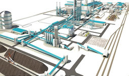 Строительство ГМК «Тебинбулак» в Каракалпакстане: этапы инвестиционного проекта