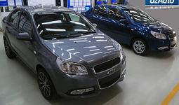 UzAuto Motors автомобиллар учун янги ранглар палитрасини тақдим этди