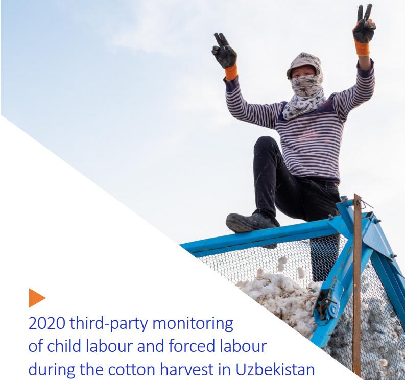 МОТ сообщила о прекращении использования детского и принудительного труда в хлопковой промышленности Узбекистана