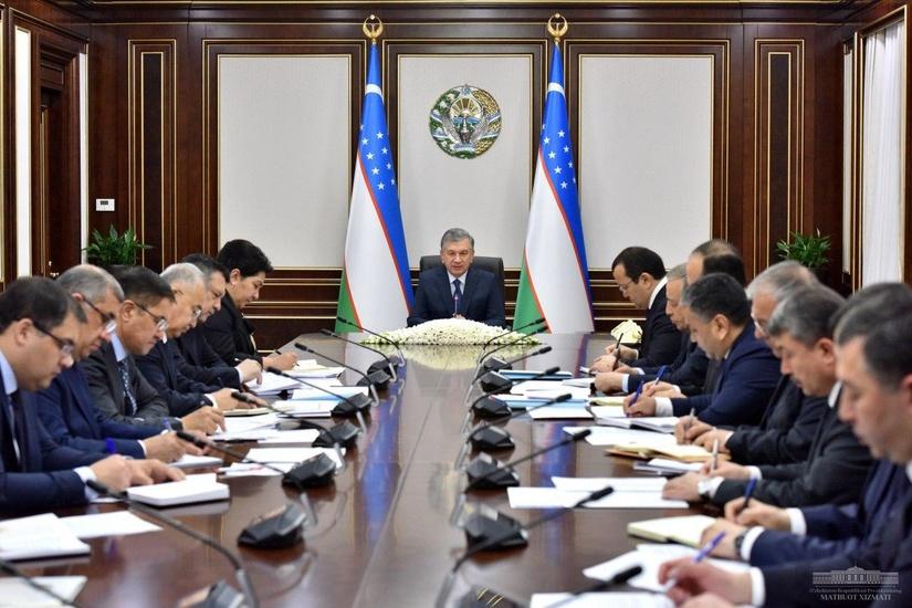 В Узбекистане разработают антикоррупционные программы для сфер с высоким уровнем коррупции