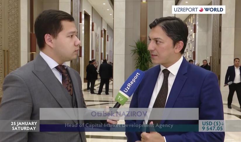 В Узбекистане обсуждают передачу контрольного пакета акций Республиканской фондовой биржи корейским партнерам