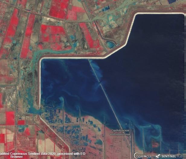 Нидерландский аналитический центр провел анализ прорыва плотины на Сардобинском водохранилище
