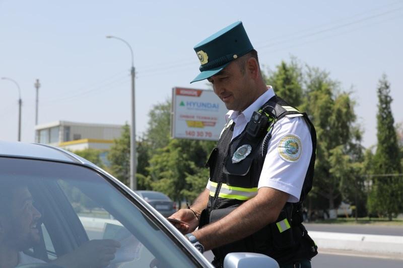 Сотрудники ДПС в столице начали тестировать бодикамеры