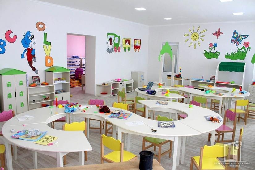 В Ташкенте ликвидируют 49 специализированных детских садов