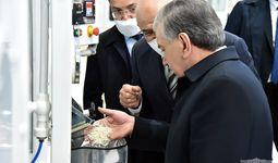 Шавкат Мирзиёев: Тошкент вилоятини ишсизлик минимал даражада бўлган ҳудудга айлантирмоқчимиз