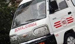 Под Ташкентом загорелся автобус, перевозивший 37 школьников