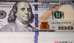 Курс доллара в Узбекистане снизился