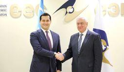 Узбекистан готов наращивать инвестиционное сотрудничество с ЕАЭС