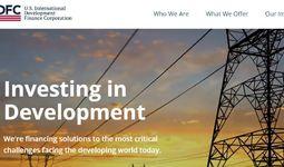 Американская корпорация DFC готова профинансировать инфраструктурные проекты в Узбекистане