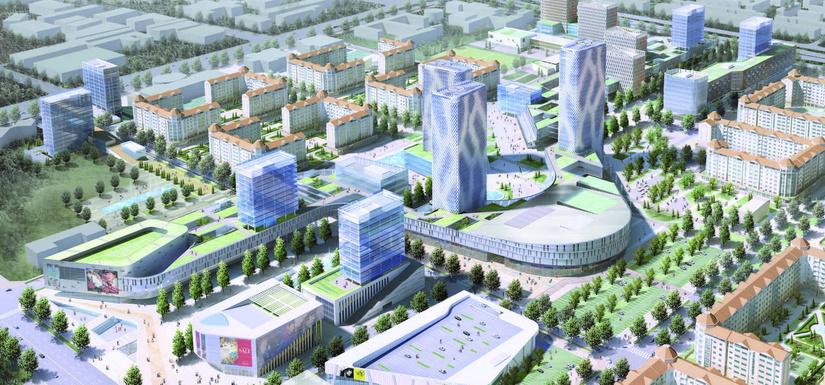 Экологический расклад Ташкента