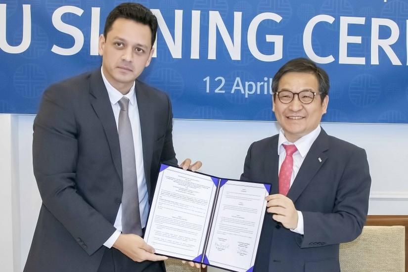 Узбекско-корейский Центр по электронному правительству и цифровой экономики откроется в мае