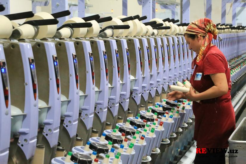 Не взирая на пандемию узбекский текстиль демонстрирует рост
