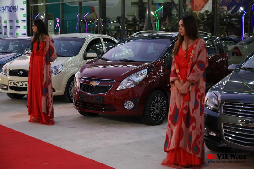 UzAuto Motors объяснила повышение цен