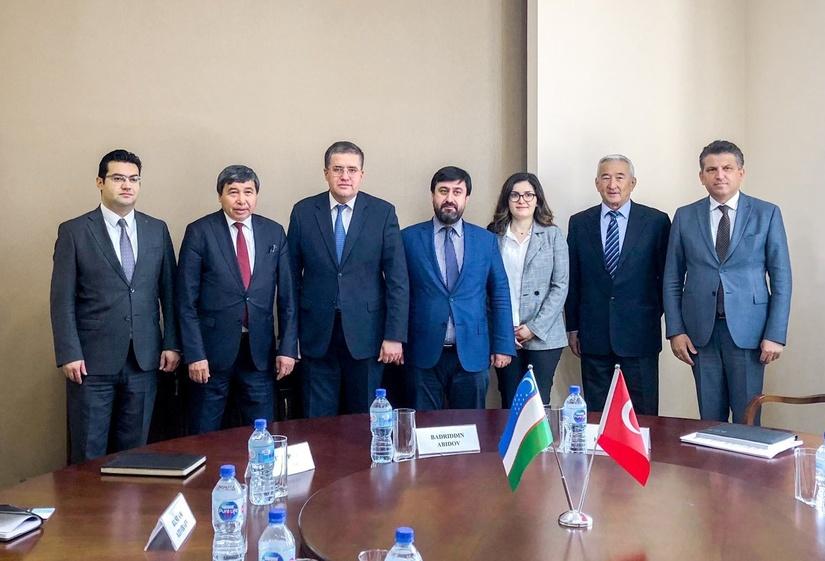 Узбекистан и Турция наладят мультимодальные грузоперевозоки из Китая