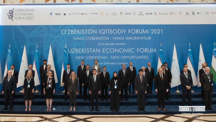 В Ташкенте стартовал Экономический форум Узбекистана