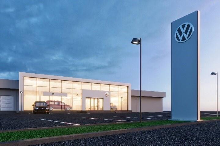 В июле автомобили Volkswagen Caddy будут доступны в автосалонах Узбекистана