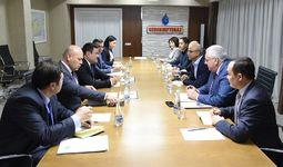 Американская Worley примет участие в мирном атомном проекте Узбекистана