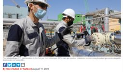 Uzbekistan's energy sector overhaul