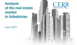 Center for Economic Research and Reforms analyzed how demand for real estate has changed in Uzbekistan in June
