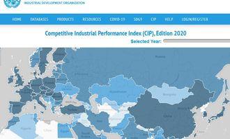 Узбекистан включен в рейтинг индекса конкурентоспособности промышленности (СIP) UNIDO