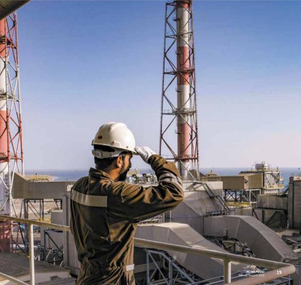 Сирдарёда Саудия Арабистонининг ACWA Power компанияси 1,5 ГВт қувватга эга бўлган янги ИЭС қуради