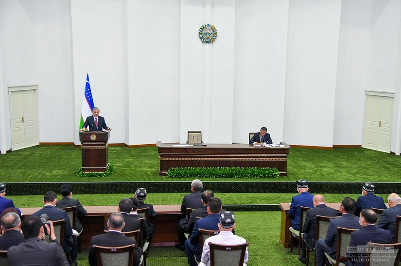 Президент: народ не получил никакой пользы от статистических отчетов