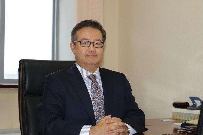 АКТ вазирлигида япониялик эксперт иш бошлади