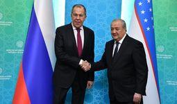Главы МИД обсудили в Ташкенте подготовку визита Шавката Мирзиёева в Россию