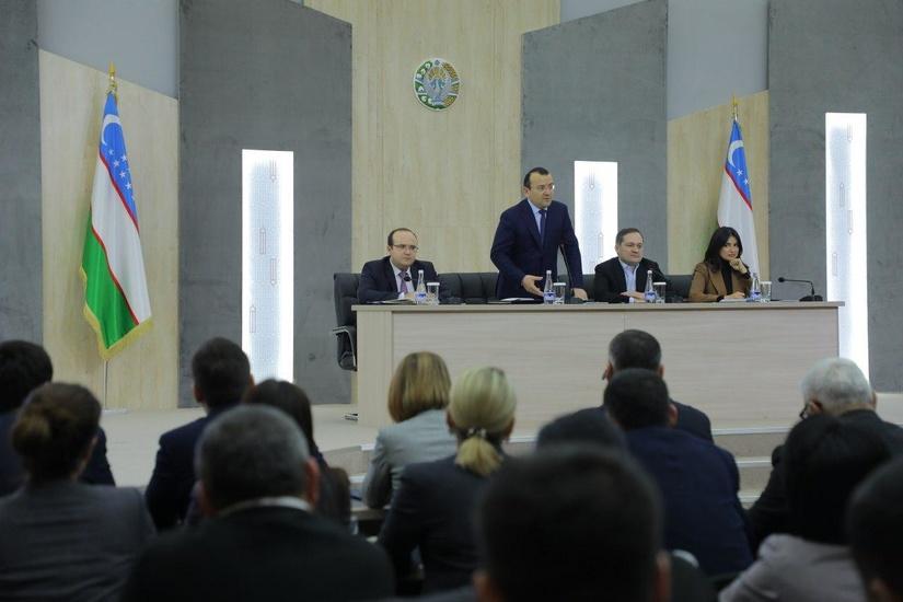 Комил Алламжонов и Саида Мирзиёева покинули свои посты в АИМК