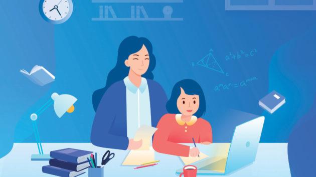 Глобальное влияние COVID-19 на систему образования