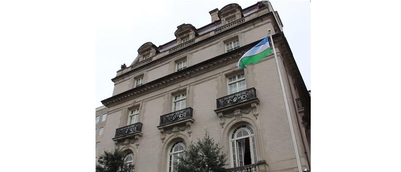 В Филадельфии открыт торговый дом узбекской ремесленницы«Gulnor»