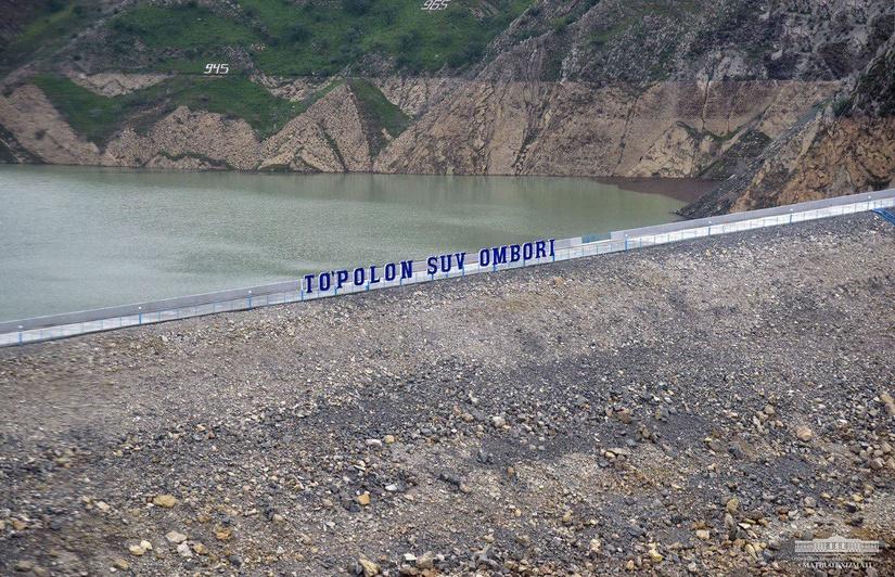 Мощность Тупалангской гидроэлектростанции в Сурхандарье будет доведена до 250 МВт.