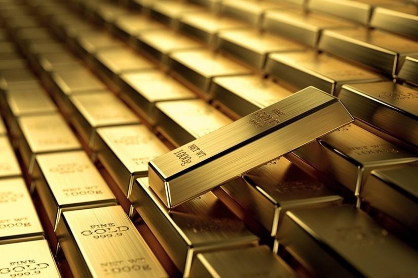 Изменения золотовалютных резервов Узбекистана: чистый объём золота увеличился на 7,15 тонны, а цена снизилась на $549 млн.