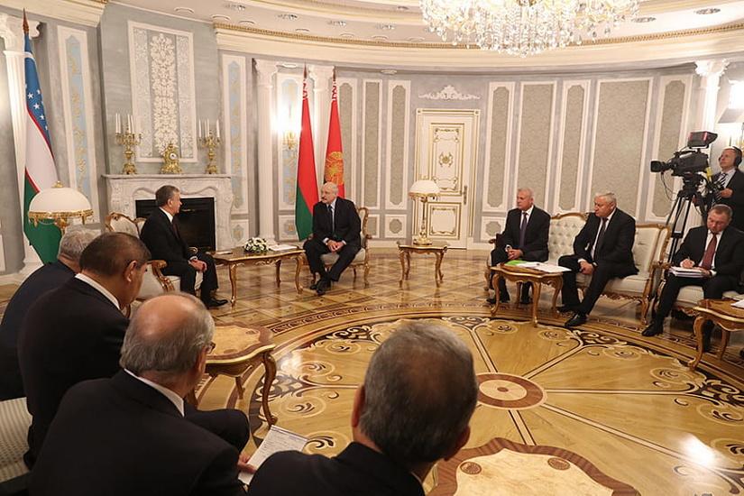 Главным вопросом белорусско-узбекского взаимодействия Минск видит укрепление торгово-экономических связей
