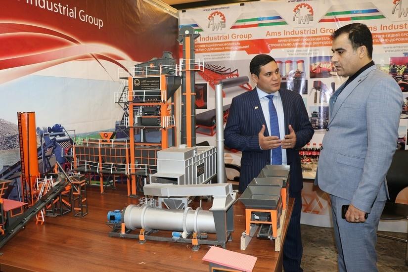 В Ташкенте состоялся узбекско-иранский бизнес форум